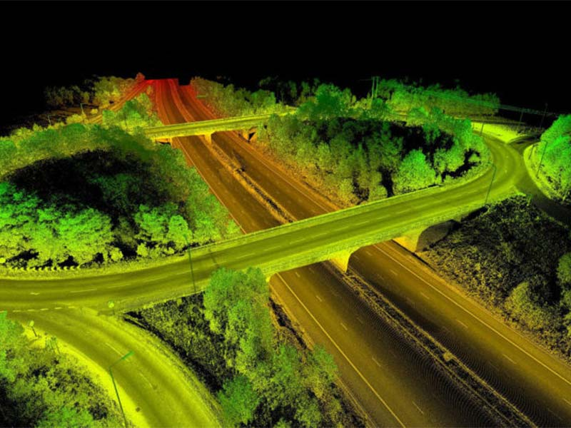 Photogrammetric Services | LiDAR